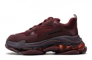 """Clear Sole """"Red Wine"""""""