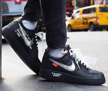 Exclusive Air Force 1 Designer Sneakers and Shoes for Women & Men